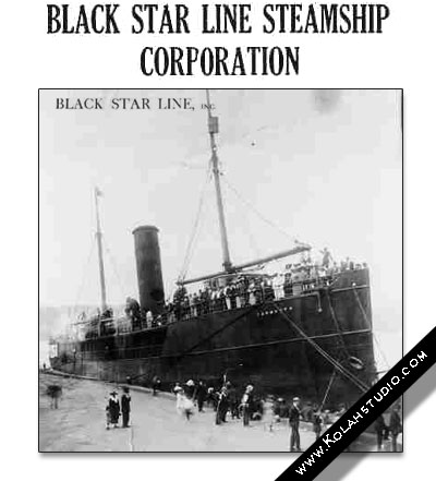 Black Star Sea Line