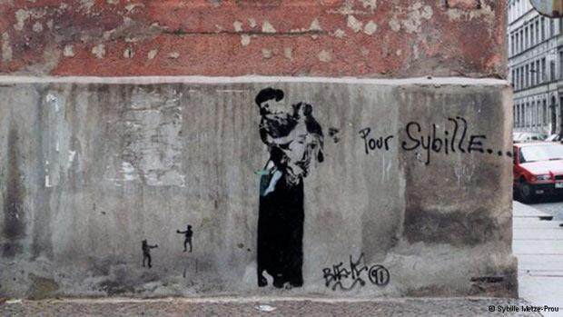 Blek Le Rat An Original Street Artist