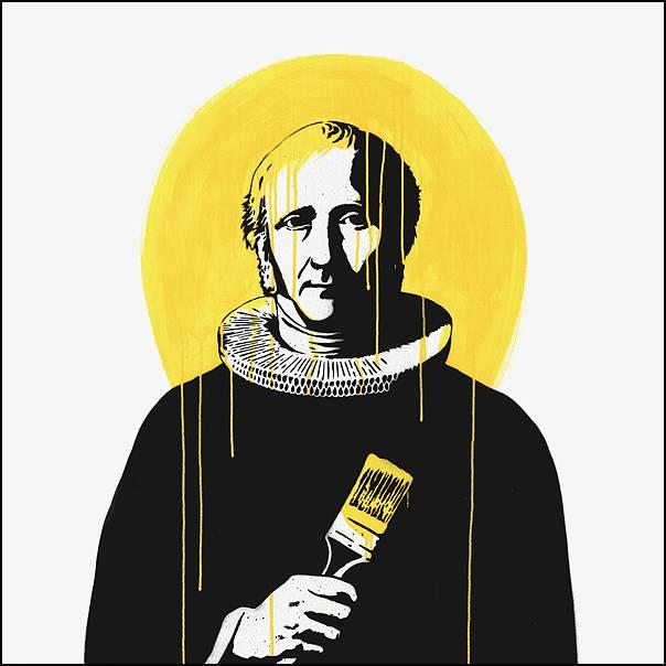 Dolk priest