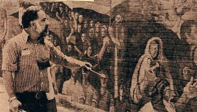 هانیبال الخاص ۰ دیوار سفارت آمریکا