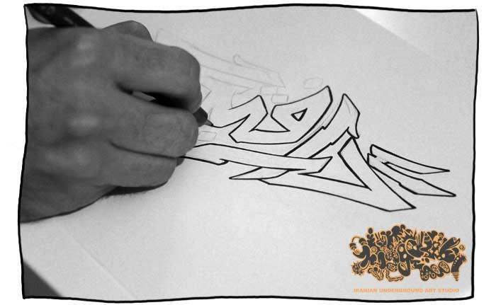 Inkingprocess