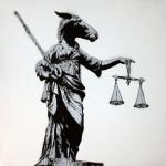 justice street art